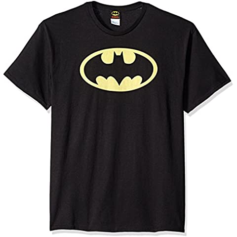 T-shirt BATMAN Classic Yellow Bat