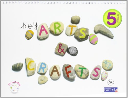 Portada del libro Arts and Crafts. 5 Primary. Key