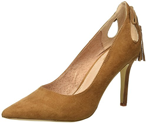 La Strada Damen 910053 Pumps Braun (2214 - micro tan)