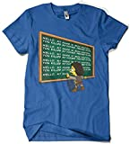 794-Camiseta Iñigo Montoya - Detention (Saqman) (XXL, Azul Royal)