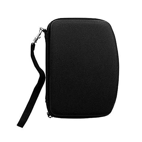 Universal Navi-Tasche-Passend für alle( 4,3 bis 5 Zoll )Navis Passend für TomTom Garmin Becker Blaupunkt Navigationsgeräte Premium Top