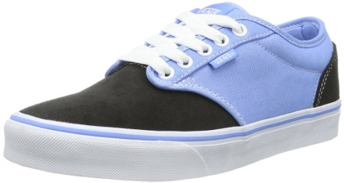 Vans  ATWOOD, Sneakers Basses femme Schwarz ((Two Tone) blac)