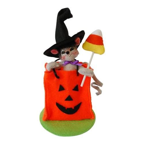 2014 Annalee Dolls 5 Bag of Treats Mouse for Halloween by Annalee (Annalee Dolls Halloween)