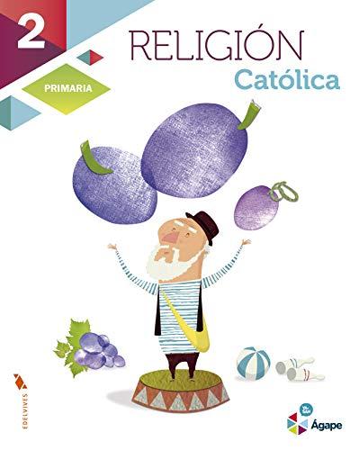 Religión 2º Primaria Agape Proyecto Superpixépolis (Ágape)
