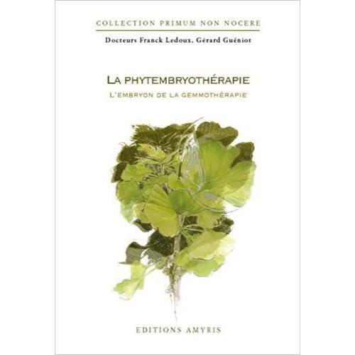La phytembryothérapie - L'embryon de la gemmothérapie