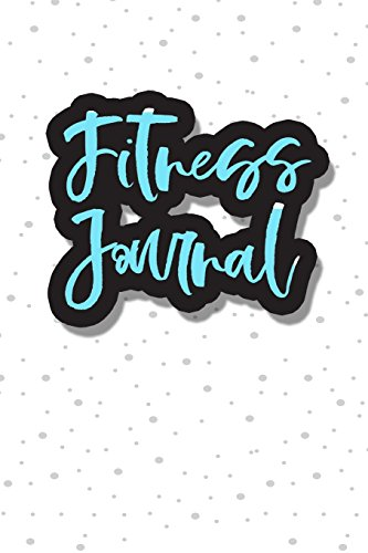 Fitness Journal: Blank Lined Gym Notebook: 8 por Dartan Creations