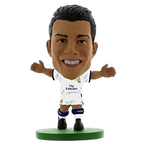 Soccerstarz - 75622 - Figurine Sport - Real Madrid Cristiano