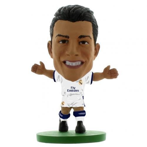 Price comparison product image Real Madrid SoccerStarz Cristiano Ronaldo - Multi-Colour
