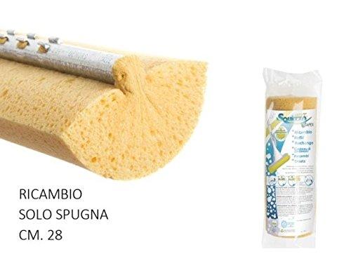 Apex-Schwamm für Squizzo Classic Mop, beige, 28cm - Apex Köpfe