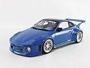 GT Spirit- Coche en Miniatura de colección GT222, Azul