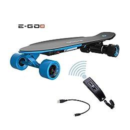 Yunnec EGO 2 E-Longboard Royal Wave inkl. Zubehör Elektro Longboard E-GO 2