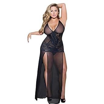 3fb78be1bf VPASS Fashion Women Ladies Sexy Plus Size Lingerie Suit Seductive ...