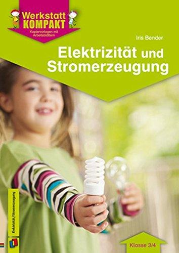 Elektrizität und Stromerzeugung - Kopiervorlagen mit Arbeitsblättern (Werkstatt kompakt)