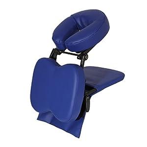 Mobiler Tischaufsatz für Massagen / klappbar und in vielen Farben mit Transporttasche