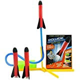 Siddhi Vinayak™ Power Launcher Rocket Toy Set For Kids Age 3+ Multicolor
