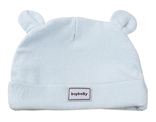 Feoya Gorro Gorra Bebés Sombrero Punto Recien Nacido