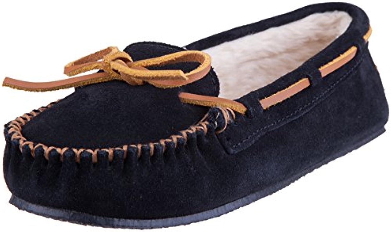 Donna  Uomo Minnetonka Cally 4014, Pantofole donna Pregevole Pregevole Pregevole fattura Prima qualità Molto apprezzato e ampiamente fidato dentro e fuori | Promozioni  83d171