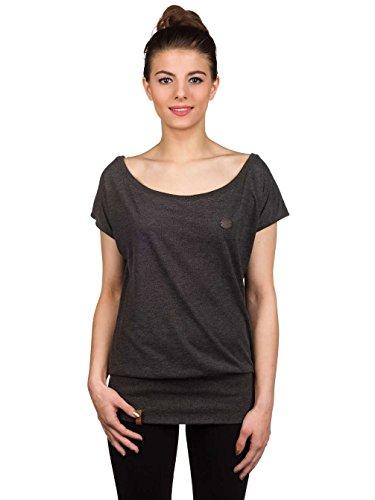 Naketano Wolle VII W T-shirt grigio mélange