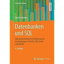Datenbanken und SQL (Informatik & Praxis)