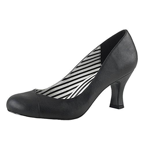 Heels-Perfect , Sneakers Basses femme Schwarz (Schwarz)