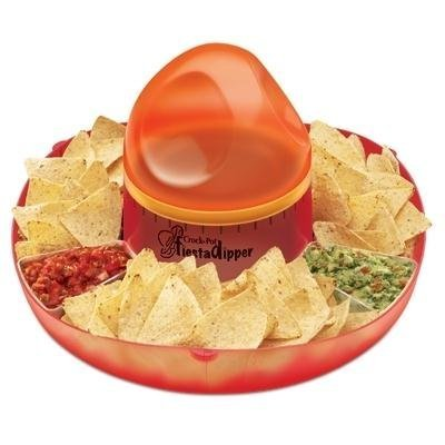 Rival NF100 Sombrero Chip and Dip Platter by Rival