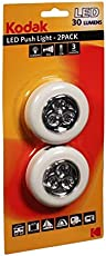Kodak LED Push Light 2 Pack