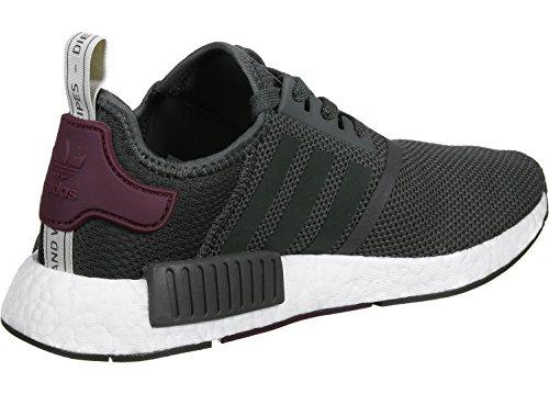 Adidas NMDR1 TRAIL W sneakers donna stivali nero NUOVO