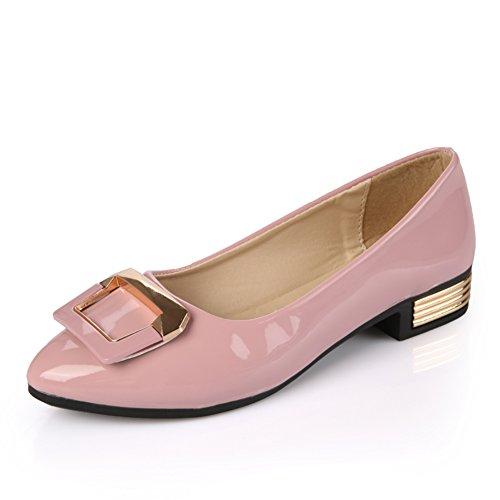 fashion Lady chaussures plates/TOU Shui forage peu profonds chaussures à semelle souple/Chaussures à talon plat A