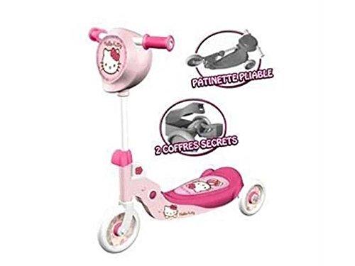Hello Kitty Patinete 3ruedas juguete Giochi Educativi Aprendizaje Juguete Juegos Idea regalo Navidad # AG17