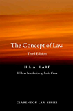 The Concept of Law (Clarendon Law Series)