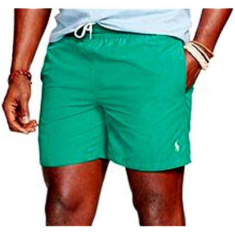 Boxer da mare Ralph Lauren Hawaii - Congo Green