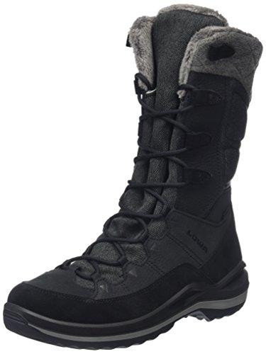 Lowa Damen ALBA II GTX WS Trekking-& Wanderstiefel, Schwarz (Nero 0999), 41 EU