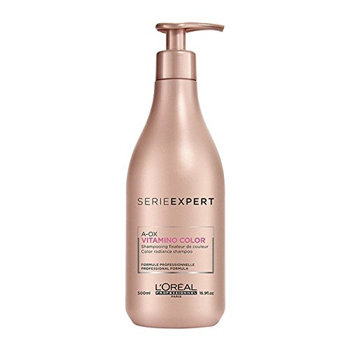 L'Oréal Professionnel Series Expert Vitamino Color A.OX Shampoo, (1 x 500 ml)