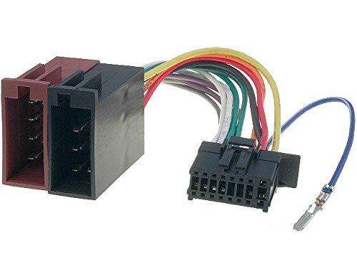 Pioneer 12/broches ISO Faisceau de c/âblage connecteur adaptateur pour autoradio
