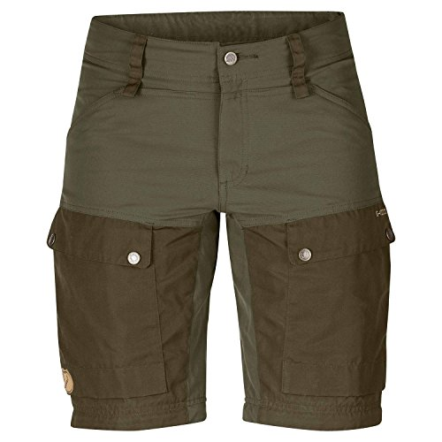 FjallRaven Pantalon de voyage Gaiter Trousers No.1 W Noir