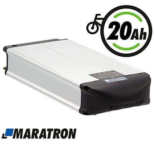 Maratron Akku für E-Bike Pedelec 37V 20Ah für u.a. MiFa, Rex, Prophete von Akkudiagnose.de
