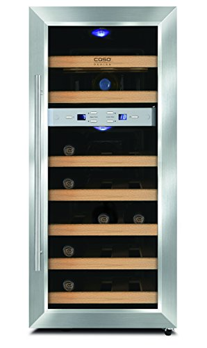 CASO WineDuett 21 Design Weinkühlschrank