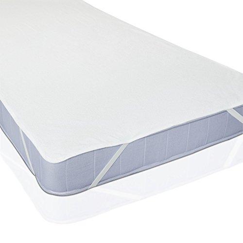 protege-matelas-impermeable-pour-lit-de-blanc-90-cm-x-200-cm