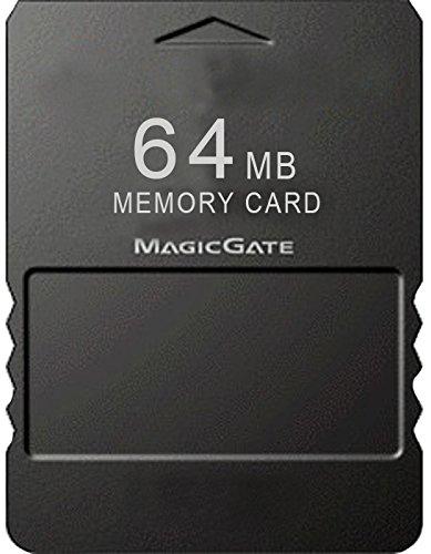 Nagelneue Playstation 2 McBoot FMCB 1.953 PS2 Speicherkarte 64MB