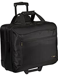 """Targus TCG717 City Gear sacoche pour ordinateur portable 16"""" à 17.3"""" - Noir/Argent"""