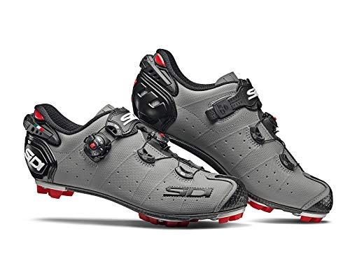 Sidi MTB Drako 2 SRS Shoes Herren matt Grey/Black Schuhgröße EU 40 2020 Schuhe