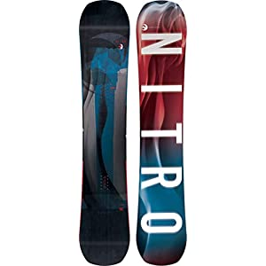 Nitro Snowboards Herren Suprateam BRD'19 All Mountain Directional Twin Freestyle Boards