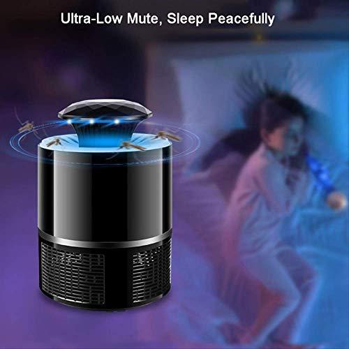 shijiezheng Anti-mückengürtel USB Elektrische Mückensteuerung Leuchtstofflampe Uvnachtlampe Anti-fliegen-mückenreißen-reißverschluss Muggle Killer Pest Trap Life - Life Leuchtstofflampe