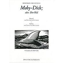 Moby-Dick; oder: Der Wal: Die Übersetzung von Friedhelm Rathjen. Gelesen von Christian Brückner. 30 Stunden auf 2 MP3-CDs.