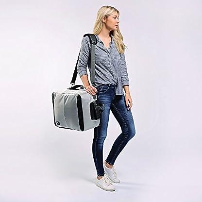 411pY5PtFyL. SS416  - Perth 45x35x20cm Anti-Theft mochila y bolsa de viaje de viaje
