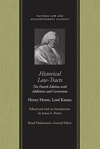 Historical Law-Tracts: The Fourth Edition with Additions and Corrections (Natural Law Paper) (English Edition)