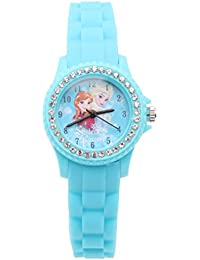 Disney Analog Multi-Colour Dial Children's Watch - AW100678
