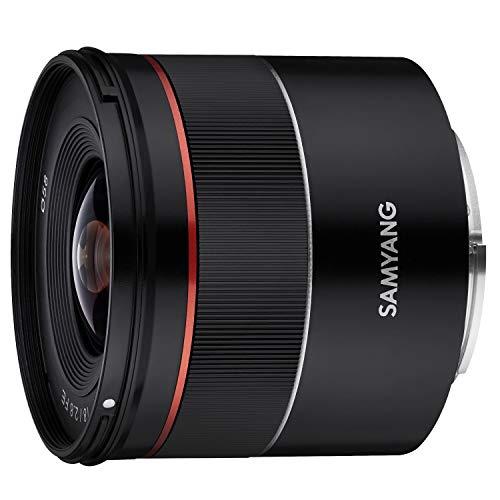 Samyang AF 18mm F2.8 FE - Obiettivo ultra grandangolare per fotocamere specchiomeno Sony FE, Fotogramma intero, sensore APS-C