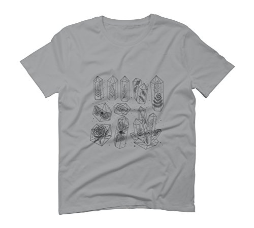 Terrariums Men's Graphic T-Shirt - Design By Humans Opal