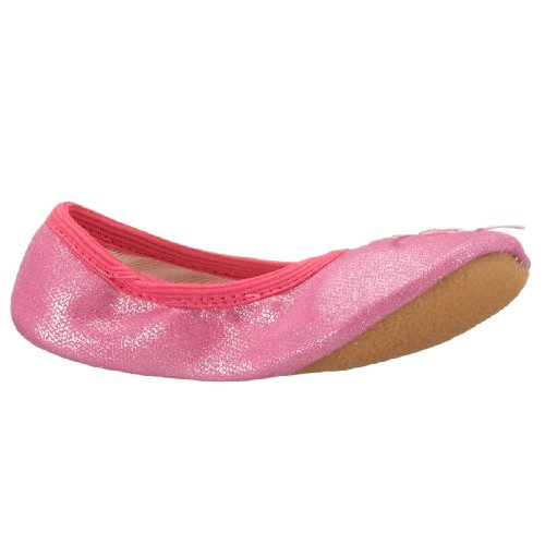 Beck - Ballerines rose 232, Chaussures gymnastique fille Rose